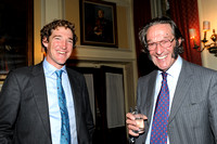 Drinks reception at Cavalry and Guards Club - 17/07/2012