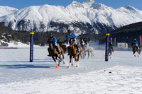 St Moritz Polo World Cup on Snow 2013
