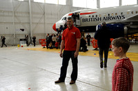 BA Flying Start event in Aid of Comic Relief