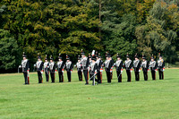 The Light Cavalry Annual Inspection at Guards Polo Club - 11/10/2015