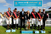 The Oman Air Duke of Wellington Trophy 2013