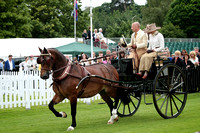 Bentley Motors Royal Windsor Cup finals - 19/06/2016 - Presentations and Carriages