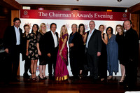 The Chairman's Awards Evening at Guards Polo Club - 15/09/2017