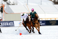 St Moritz Snow Polo World Cup 2018.