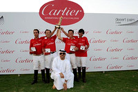 Cartier International Dubai Polo Challenge 2012
