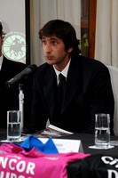 Press Conference - 120th Argentine Open