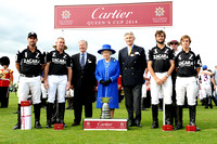 Cartier Queen's Cup 2014 at Guards Polo Club