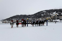 St Moritz Polo World Cup on Snow 2014