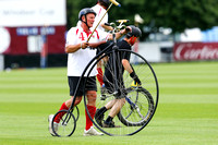 Bentley Motors Royal Windsor Cup Finals - 25/06/2017 - Penny Farthing Polo