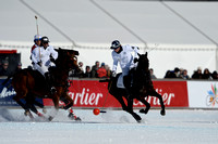 St Moritz Snow Polo World Cup 2017 - 27/01/2017 - Day 1.