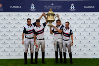 Royal Salute Coronation Cup - Presentations.