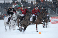 St Moritz Polo World Cup on Snow - Day 4