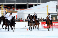 St Moritz Snow Polo World Cup 2017 - 28/01/2017 - Day 2.