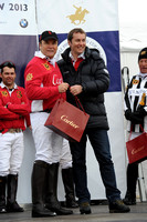 St Moritz Polo World Cup on Snow - Day 4 - Finals