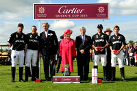 Cartier Queen's Cup 2014 - The Teams