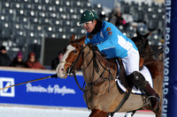 St Moritz Polo World Cup on Snow - Day 2