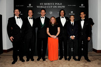 St Moritz Polo World Cup on Snow - Gala Evening