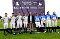Julian and Howard Hipwood Trophy - 22/07/2017
